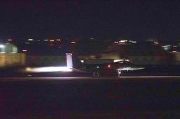 Un F-15 américain s'abîme en mer au sud du Japon (médias)