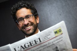 Fathi Derder quitte la rédaction en chef d'Agefi à fin juillet
