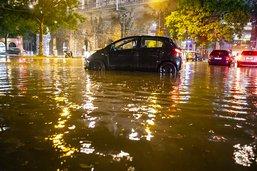 Lausanne panse ses plaies après les fortes pluies