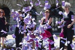 Une nouvelle grève des femmes comme leitmotiv du 14 juin