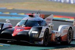 24 Heures du Mans: les Toyota en première ligne
