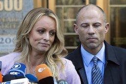 Echec de l'ex-avocat de Trump de faire taire Stormy Daniels