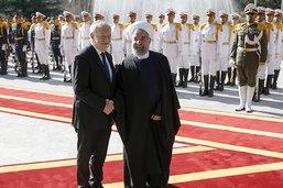 Le président iranien Hassan Rohani viendra en Suisse début juillet