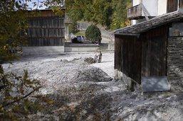 Le Ministère public grison enquête sur l'éboulement de Bondo (GR)