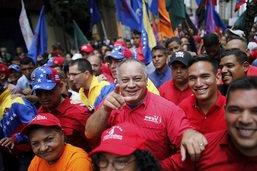 Un chaviste historique à la tête de la Constituante au Venezuela