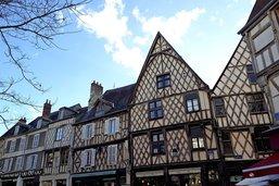 Bourges s'éveille au printemps