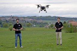 Gagner sa vie avec un drone
