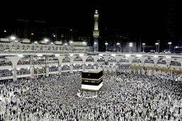 Trois superflics français à La Mecque
