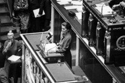 Simone Veil, la force du «sexe faible»