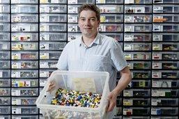 Les Lego, mieux qu'une thérapie