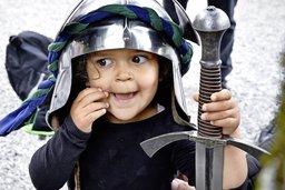 Une Saint-Jean sur le thème des chevaliers