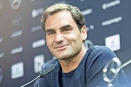 Roger Federer se dit frais et dispo