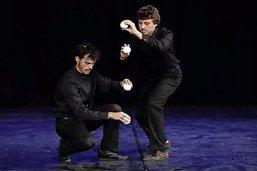 Les jeunes talents du cirque se produisent à la Maigrauge