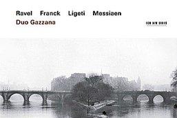 Mélange d'horizons avec les Gazzana