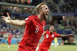 Harry Kane sauve l'Angleterre