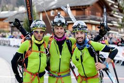 Patrouille des Glaciers: le record vole en éclats, Rémi Bonnet 2e