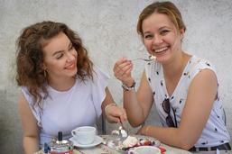 Festival de la crème double à Gruyères