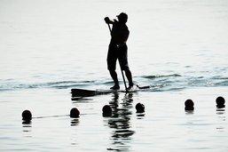 En paddle, les mêmes règles qu'en bateau à rames