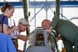 Portes ouvertes à la base aérienne de Payerne