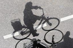 Quatre ministres à vélo