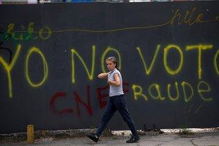 Présidentielle anticipée au Venezuela: coup d'envoi de la campagne