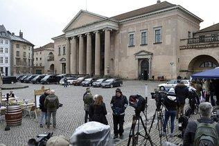 Prison à vie pour l'inventeur danois Peter Madsen