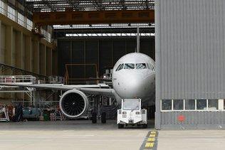 Airbus: bénéfice plombé par les retards de moteurs au 1er trimestre