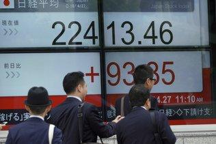 La Bourse de Tokyo en hausse après le début du sommet intercoréen