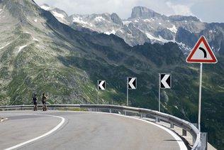 Dix cols alpins réservés aux cyclistes