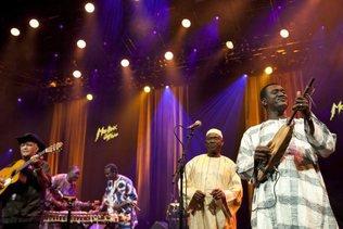 Musique: disparition de Kassé Mady Diabaté, grande voix du Mali