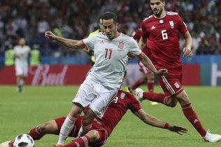 Une Espagne pâlichonne bat un Iran consternant
