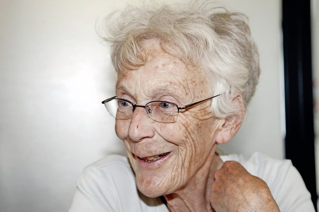 Une militante de 72 ans au tribunal