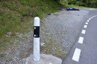 Un motard grièvement blessé à Moléson-Village