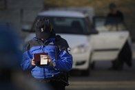 Un automobiliste pressé à Bouloz