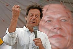 L'ex-star du cricket rêve du pouvoir