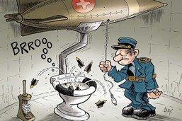 La Suisse détruit ses dernières armes à sous-munitions