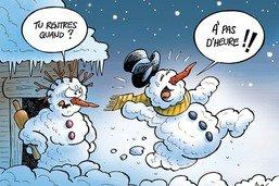 Suppression de l'heure d'hiver