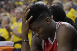 NBA: pas de distinction pour Capela, Harden MVP