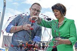 L'avenir international des drones se joue aussi en Suisse