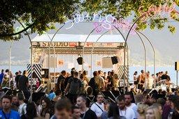 Coup d'envoi du Montreux Jazz Festival et hommage à Quincy Jones