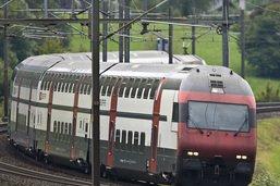 Les CFF modernisent leurs trains pour 300 millions de francs
