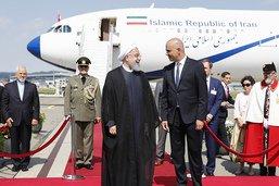 """Alain Berset à l'Iran: """"Vous pouvez compter sur nous"""""""