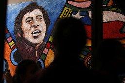 Huit militaires chiliens condamnés pour le meurtre de Victor Jara