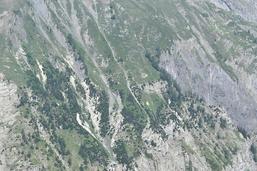 Un Allemand victime d'un accident de parapente en Valais