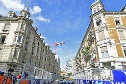 Pétition déposée à Zurich contre le Grand-Prix de Formule E