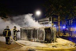 Violences à Nantes après la mort d'un jeune tué par un policier