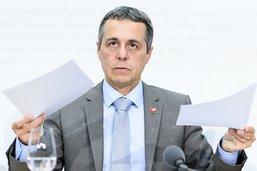 Le soutien des Suisses à un accord-cadre est en hausse