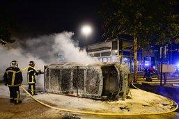 """Tir policier mortel: marche pour la """"justice"""" à Nantes"""