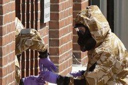 Novitchok: un policier britannique examiné, test négatif