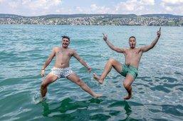 La traversée du lac de Zurich confirmée pour le mercredi 11 juillet